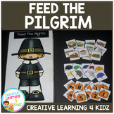 Feed the Pilgrim Following Directions Thanksgiving