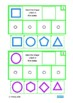 Shapes Visual Thinking Math Center, Autism Special Education ABA