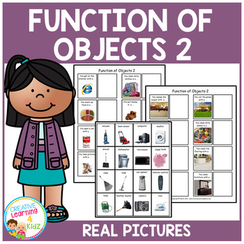 Function of Objects 2