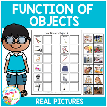 Function of Objects