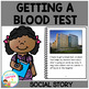 Social Story Getting a Blood Test Book Autism