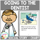 Social Story Going to the Dentist Book & Brushing Teeth Ch