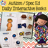 Autism Resources: Daily Greeting Work Books