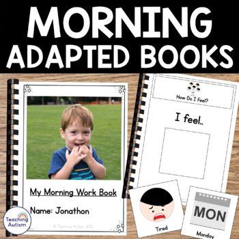 Autism Morning Binder