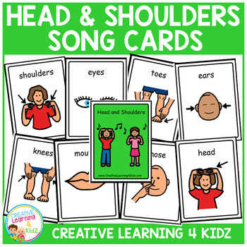 Head & Shoulders Song Cards