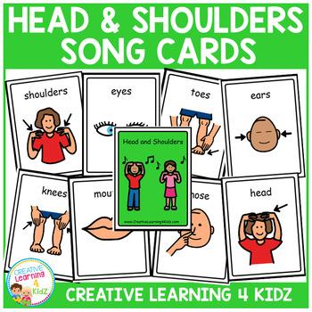 Head & Shoulders Song Cards