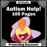 Autism Help Special Education Teaching Strategies Behavior
