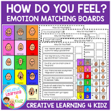 How Do You Feel? Emotion Boards & Flashcards