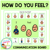How Do You Feel? Communication Board PECS
