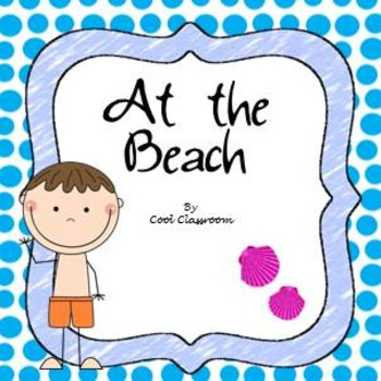 I can see - At the beach
