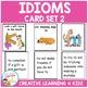 Idiom Card Set 2