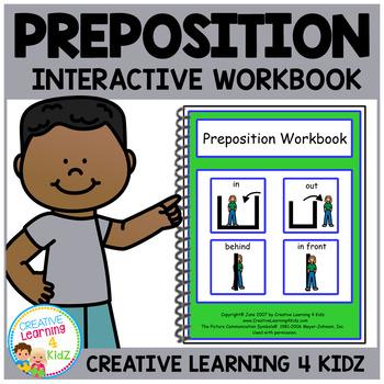 Preposition Interactive Workbook