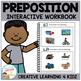 Preposition Interactive Workbook Speech Autism