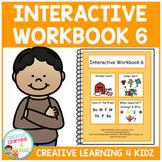 Interactive Workbook 6 ABA Autism