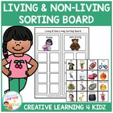 Living & Non-Living Sorting Board