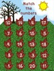 Autism Matching File Folders:Falling Into Autumn with Numbers {Special Ed, EC}