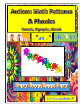 Autism: Math Patterns & Phonics