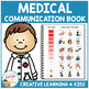 Medical Communication Book Visual Health PECS Autism