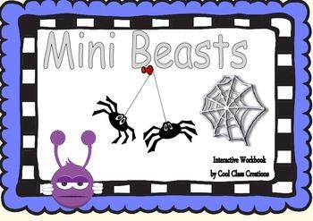 Fun bug worksheets