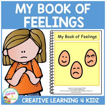 My Book of Feelings Interactive Book