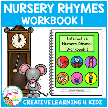 Nursery Rhymes Workbook 1