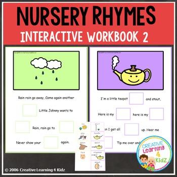 Nursery Rhymes Workbook 2