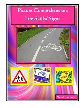 Autism: Life Skills Picture Comprehension