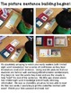 Autism Picture Sentence Cards for Reading/Writing/Sentence Building