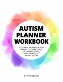 Autism Planner Workbook