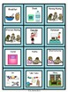 Autism Polka Dot Middle & High School Classroom Visual Bundle