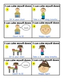 Autism Positive Reward Board and Calming strategies Board