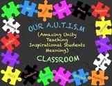 Autism Poster