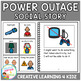 Social Story Power Outage Book + PECS Autism