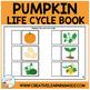 Pumpkin Life Cycle Cut & Paste Book