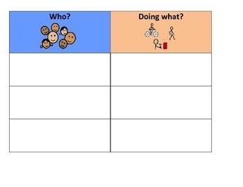 Autism Question Cards - Upper Grades