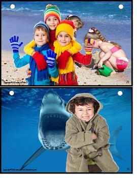 Autism Reading Comprehension Speech and Language Activities