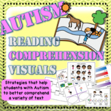 Autism Reading Comprehension and Worksheets - Strategies,