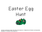 Autism Resource- Easter Egg Hunt Social Story