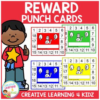 Reward Punch Cards Behavior