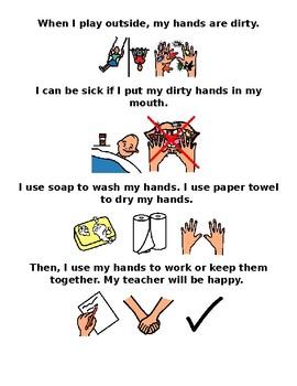 Autism SOCIAL STORY