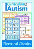 Electricity Circuits Matching Autism Special Education Science