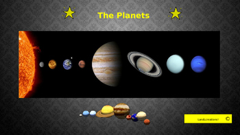 Autism: Science: Planets