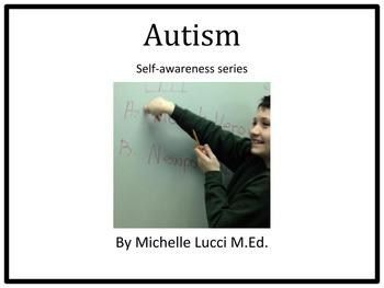 Autism Self Awareness Book