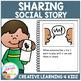 Social Story Sharing Book + PECS Autism