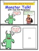 Autism Social Skills Interactive Activity Monster Talk wit