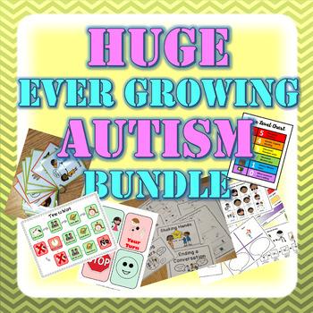 Autism Social Stories: Conversations and Greetings Mini Bundle