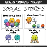 Social Stories for Classroom Management