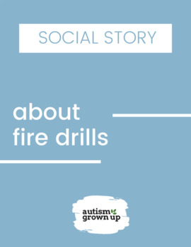 Autism Social Story | Fire Drills