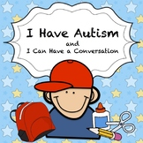 Autism Social Story - Having A Conversation