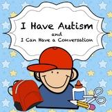 Autism Social Story - Having A Conversation